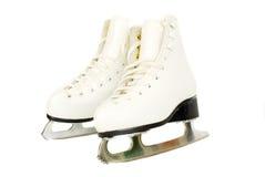 Ice skates. Royalty Free Stock Image