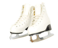 Ice skates. Royalty Free Stock Photography