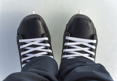 Ice Skates Stock Image
