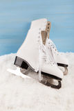 Ice skates Royalty Free Stock Photos