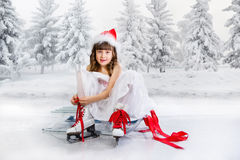 Free Ice Skating Royalty Free Stock Photo - 45901575