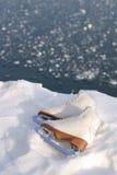 Ice Skating Shoe Royalty Free Stock Image