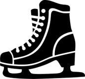 Ice Skating Skates. Sports vector vector Stock Photos
