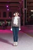 Ice Skating Royalty Free Stock Photos