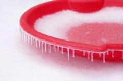 Ice sled Stock Photos