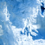 Ice and snow Stock Photography