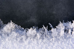 Ice snow winter texture background Royalty Free Stock Image