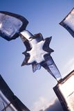 Ice star Stock Photography