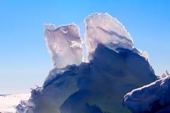 Ice on the sun Royalty Free Stock Photos