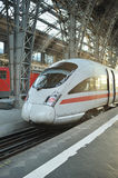 ICE train from Germany Stock Images