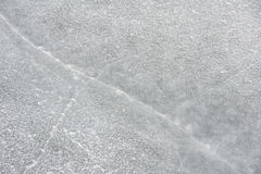 Ice surface. The ice surface with some cracks Royalty Free Stock Photo