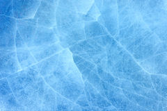 Ice surface background texture Royalty Free Stock Photos