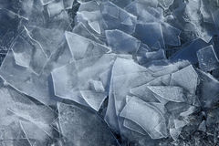 Ice surface Stock Photos