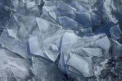 Ice surface Stock Photos