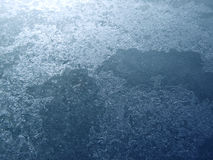 Ice surface of lake Stock Photography
