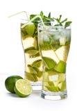 Ice-tea Stock Photo