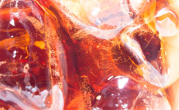 Ice Tea Abstract Stock Photos
