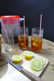 ice tea Stock Photography