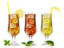 Ice tea mix Royalty Free Stock Photo