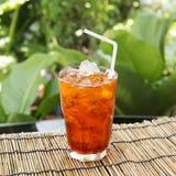 Ice Tea Thai style on Royalty Free Stock Image