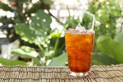 Ice Tea Thai style Royalty Free Stock Photography