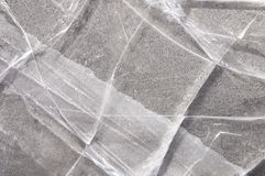 Ice texture. Closeup of white, cracked ice Royalty Free Stock Image