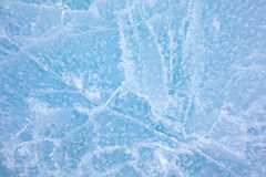 Ice texture Royalty Free Stock Photo