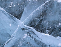 Ice - texture Royalty Free Stock Image