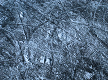 Ice - texture Royalty Free Stock Photography
