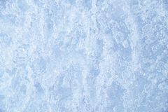 Ice texture background stock photography