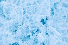 Ice texture background Stock Photos