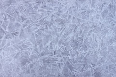 Ice texture Royalty Free Stock Images