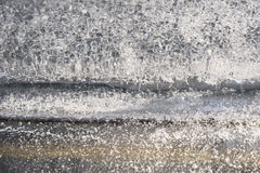 Ice textures Royalty Free Stock Photo