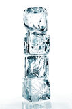 Ice tower Royalty Free Stock Photography