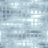 Ice wall Stock Photography