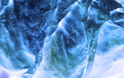 Ice wall Royalty Free Stock Images