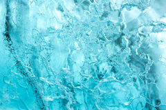 Ice wall texture Royalty Free Stock Photos