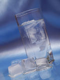 Ice water Royalty Free Stock Image