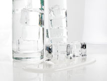 Ice Water Royalty Free Stock Photos