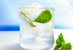 Ice water Stock Photos