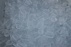 Ice. Water refreshments and quenching Royalty Free Stock Photos