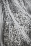 Ice waterfall in winter season Fukuroda Falls Stock Photos