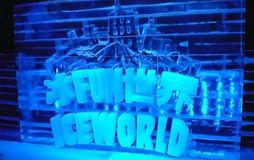 Ice World Stock Images