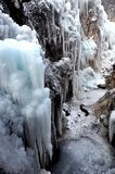 The ice world Royalty Free Stock Images