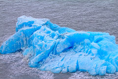 Iceberg ártico acción del hielo área Novaya Zemlya Imagenes de archivo