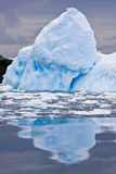 Iceberg énorme photos libres de droits