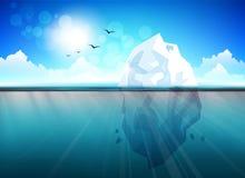 iceberg Imágenes de archivo libres de regalías