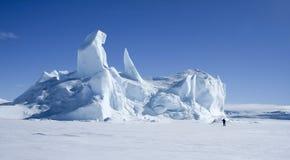 Iceberg Immagine Stock