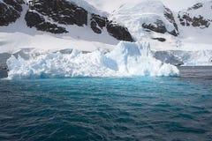Iceberg. In Paradise Bay, Antarctica Royalty Free Stock Photos