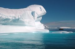 Iceberg photo stock